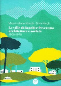 Le ville di Ronchi e Poveromo - architetture e società 1900-1970 - copertina